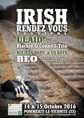IRISH RENDEZ VOUS 2016 @2016 Loïc Bléjean